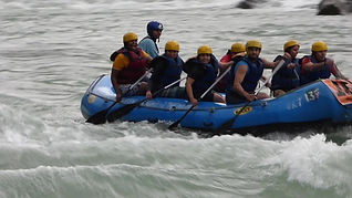 Kolad revere rafting