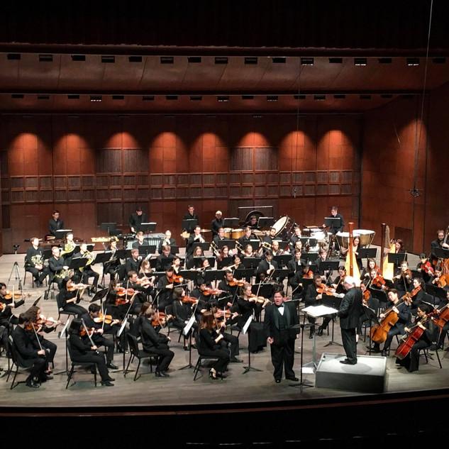 Zizi's Lament Leonard Bernstein's Songfest CCM Philharmonia Maestro Mark Gibson