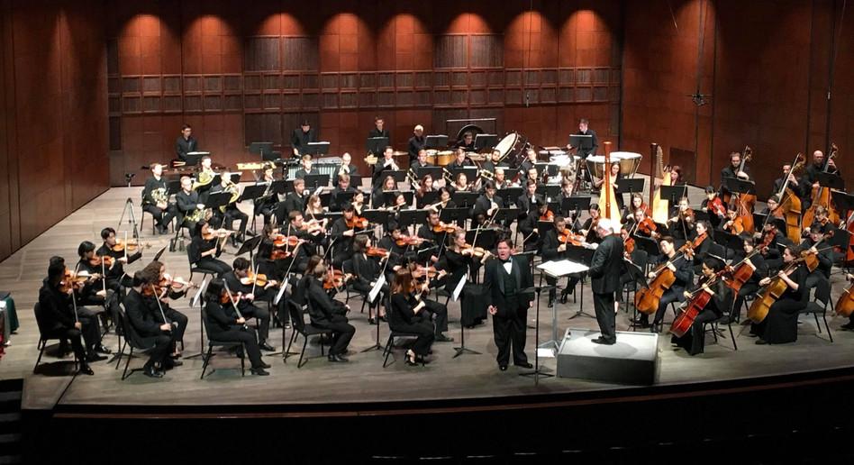 Cincinnati College-Conservatory of Music Philharmonia Concert