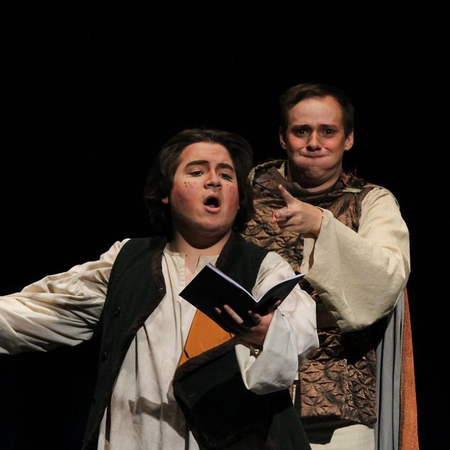 Flute Britten/Shakespeare's A Midsummer Night's Dream Photo: Zach Mills