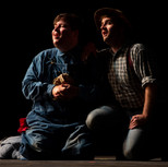 Lennie Floyd/Steinbeck's Of Mice and Men  Photo: Dave Munch