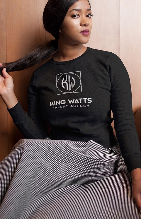 King Watts-Long Sleeve Shirt
