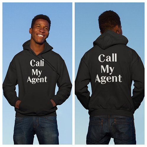 Call My Agent- Hoodie