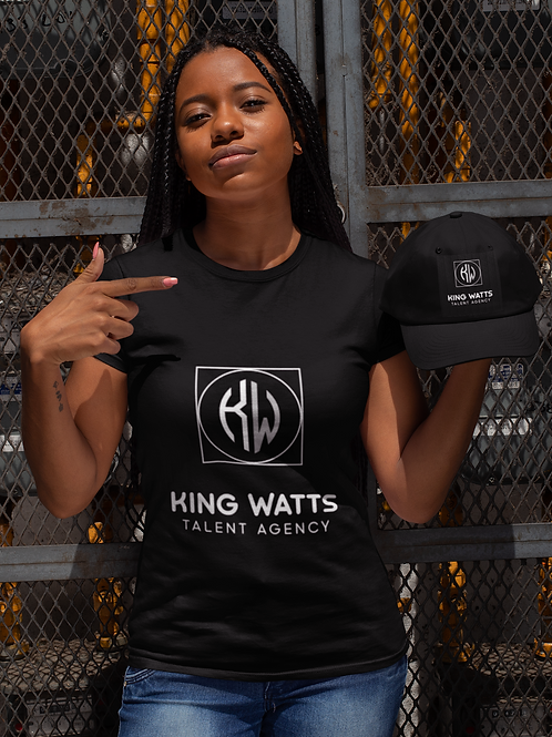 King Watts T-shirt + Hat Bundle