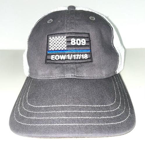 809 Flag Soft Hats