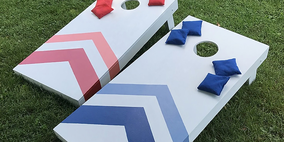 Corn Hole Tournament - Hungry Heroes Anniversary Event
