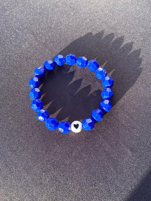 Kids Royal blue bracelet