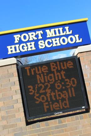 FMHS True Blue Night