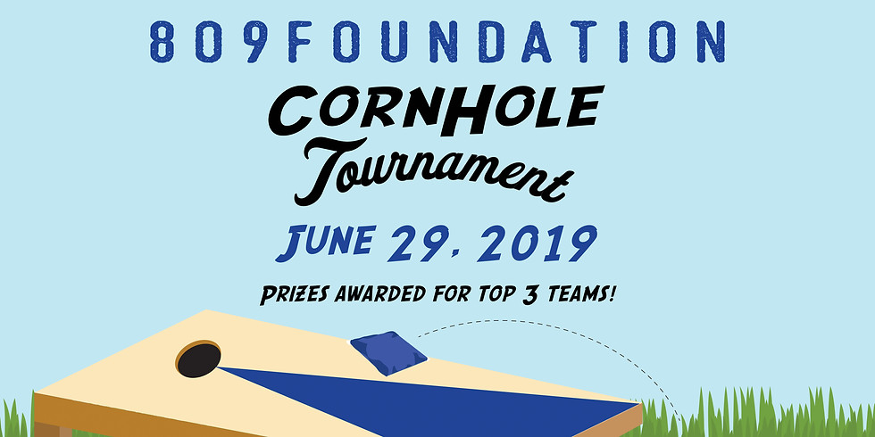Cornhole Tournament 2019