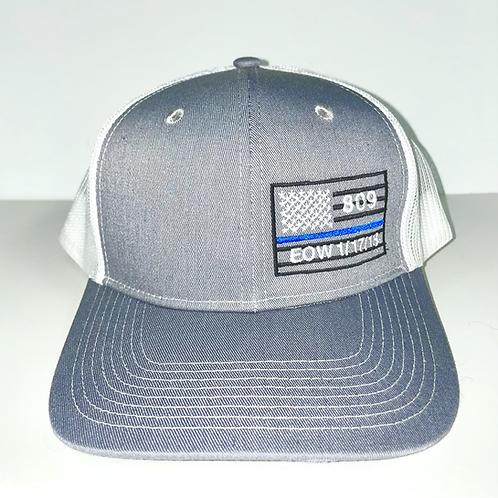 809 Flag Trucker Hat