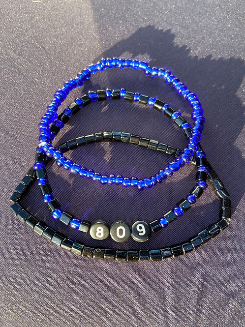 Adult bracelet set