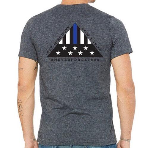 Folded Flag short sleeve tee