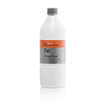 Liimainete – ja plekkide eemaldusaine ORANGE-POWER 1L