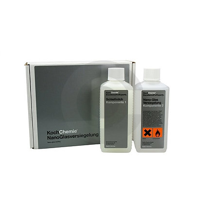 NANO-GLAS premium klaasivaha