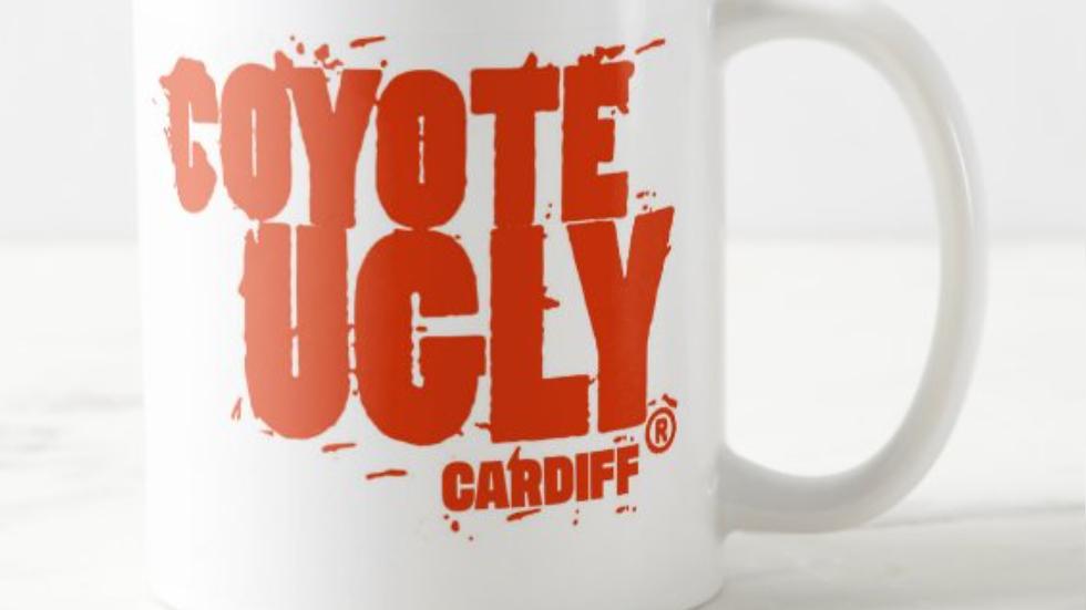 Coyote Ugly Cardiff Mug