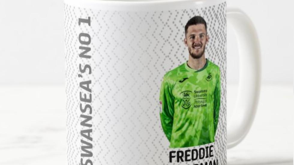 Freddie Woodman Number 1