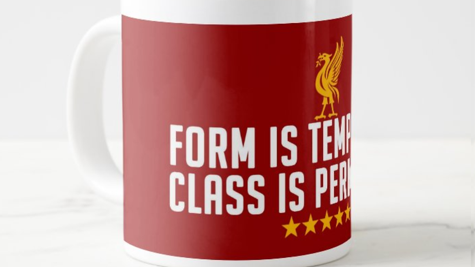 Liverpool Form is Temporary