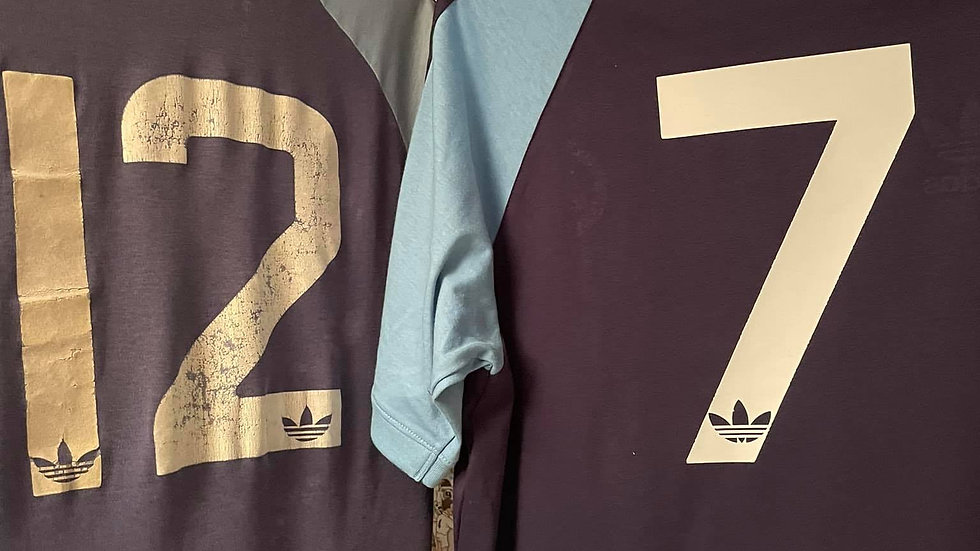 Swansea shirt 1981 Number only