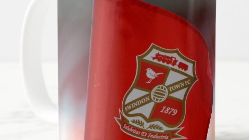 Swindon Town Corner Flag