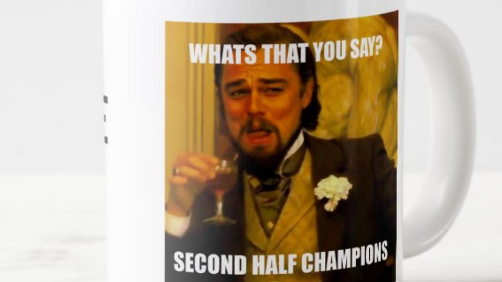 Second Half Champions