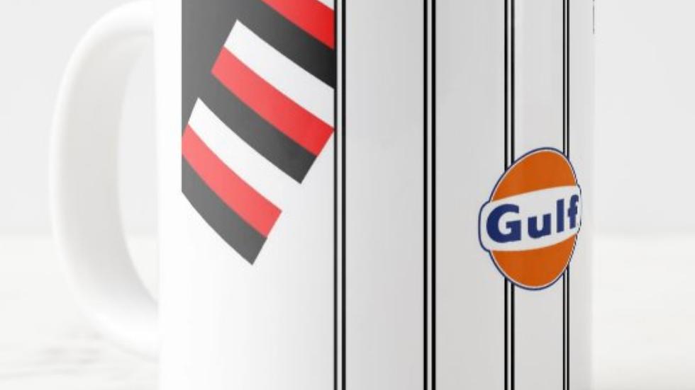 Swansea Gulf Oil Mug