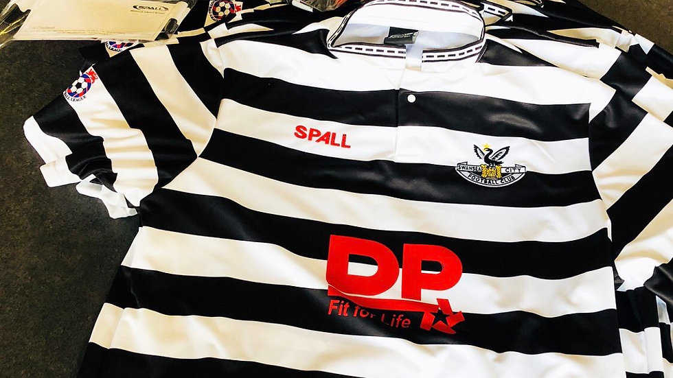 Pre order Spall 3rd kit