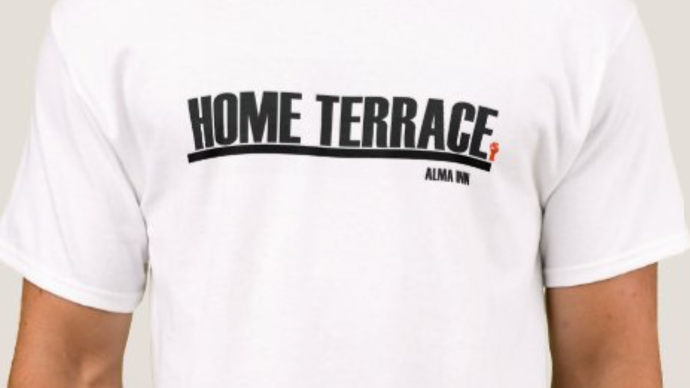 "Home Terrace ""Alma Inn"""