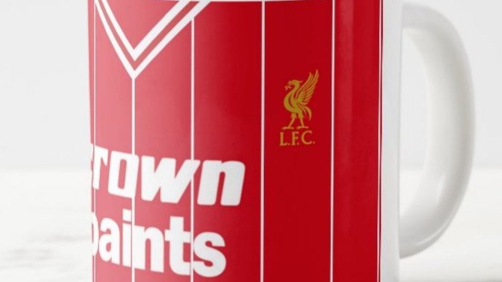 Liverpool Crown Paints