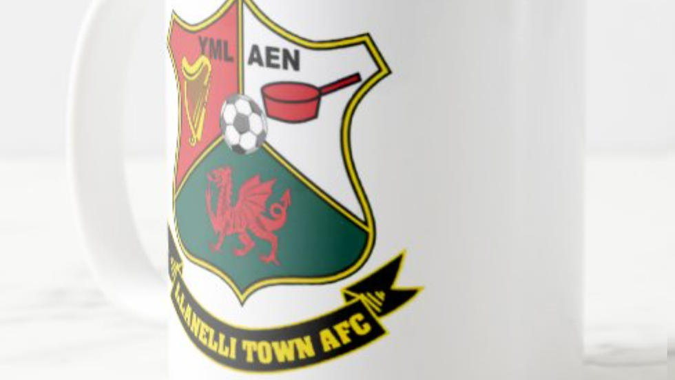 Llanelli Town AFC Your Name