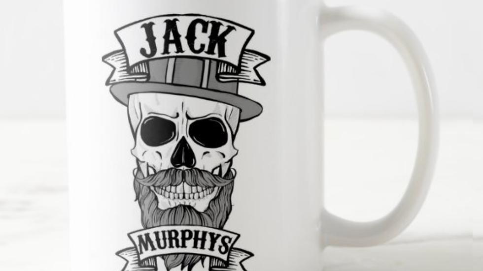 Jack Murphys Mug Black