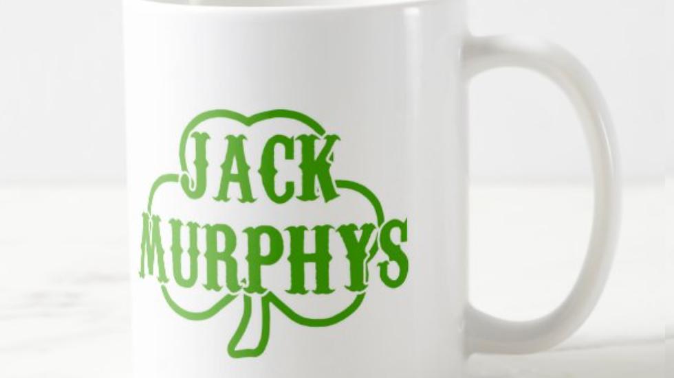 Jack Murphys Mug Green