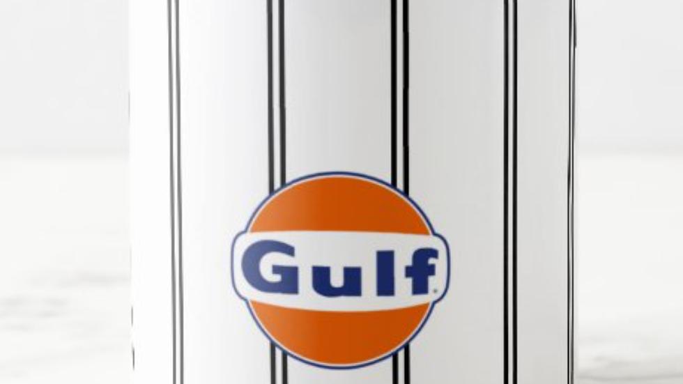 Swansea stripe Gulf Oil