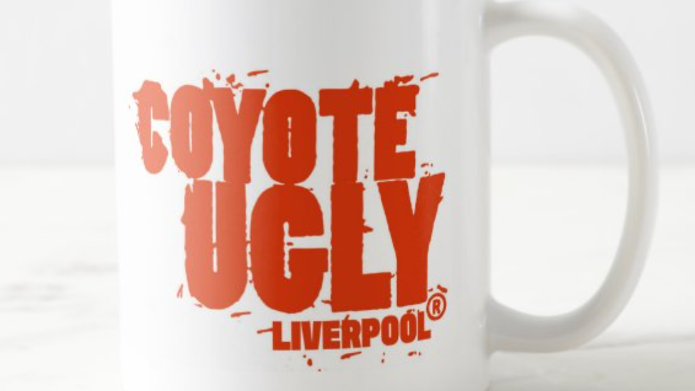 Coyote Ugly Liverpool Mug