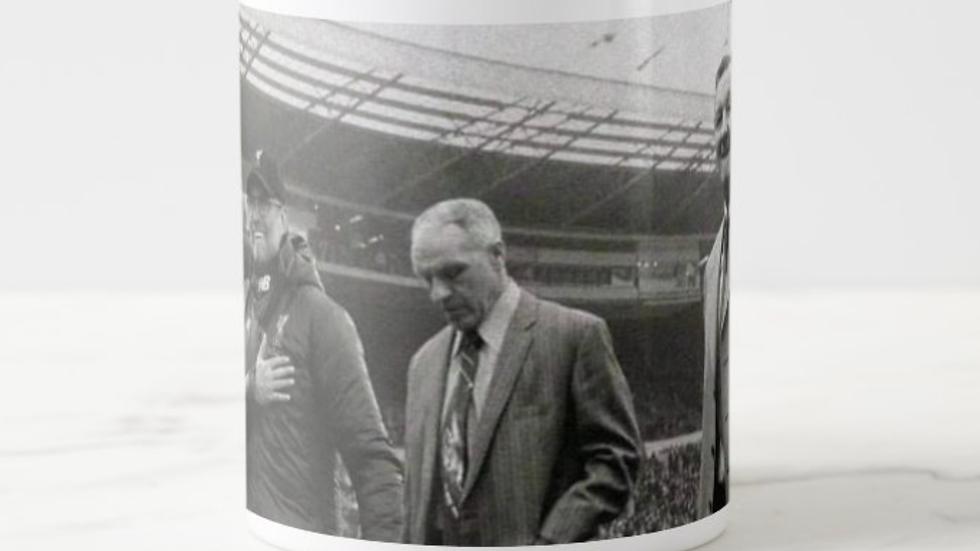 Legends mug