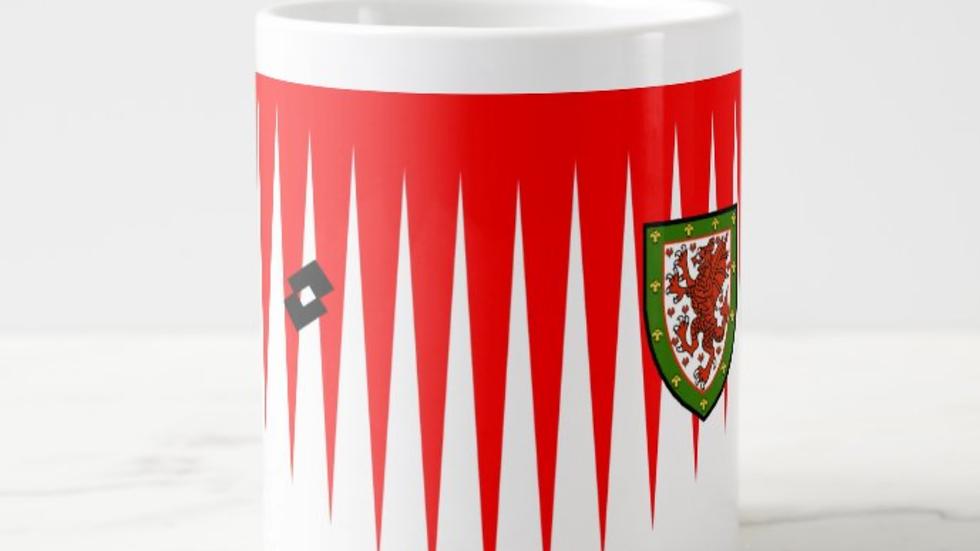 Wales Lotto Mug