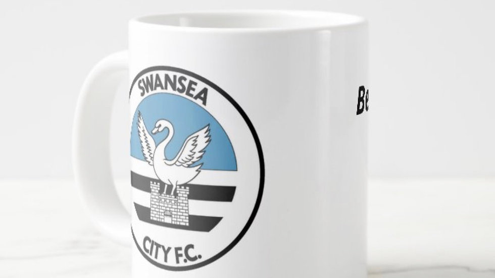 Be Proud to be a Swan mug
