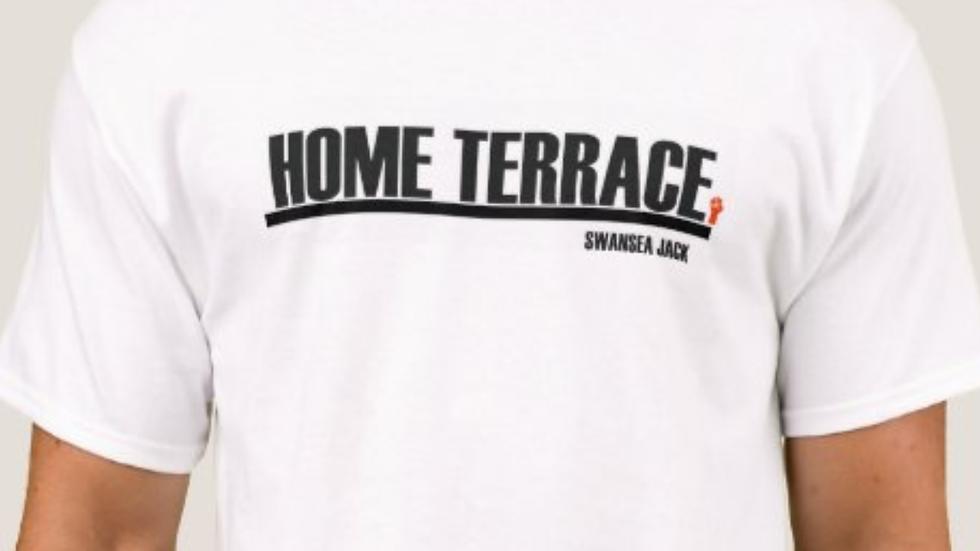 "Home Terrace ""Swansea Jack"""