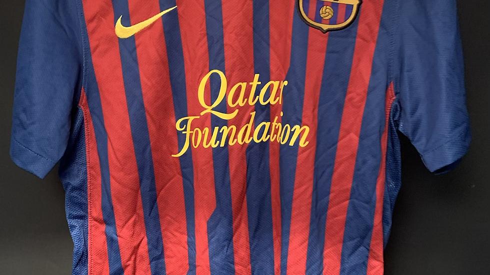 Barcelona home shirt size small