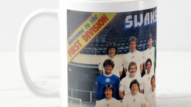 Shoot Swans Mug