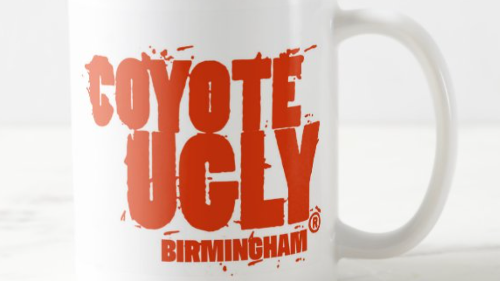Coyote Ugly Birmingham Mug