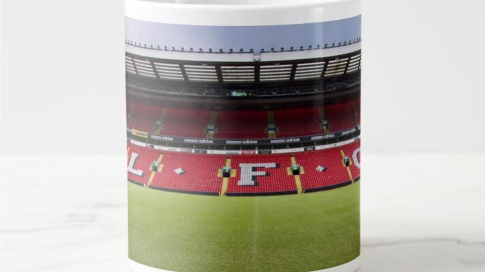 Liverpool Anfield Stadium