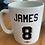 Thumbnail: Robbie James Mug