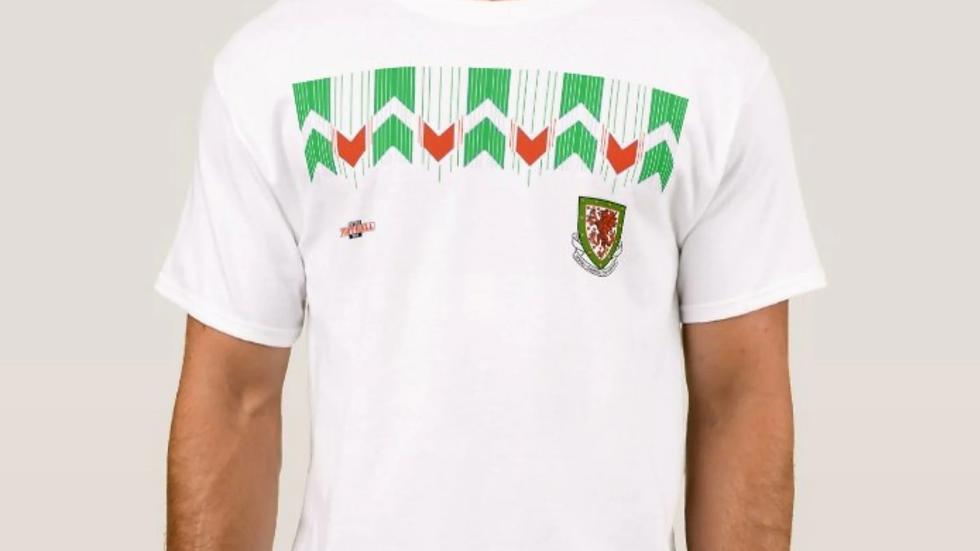 Wales 1990 Retro T-Shirt