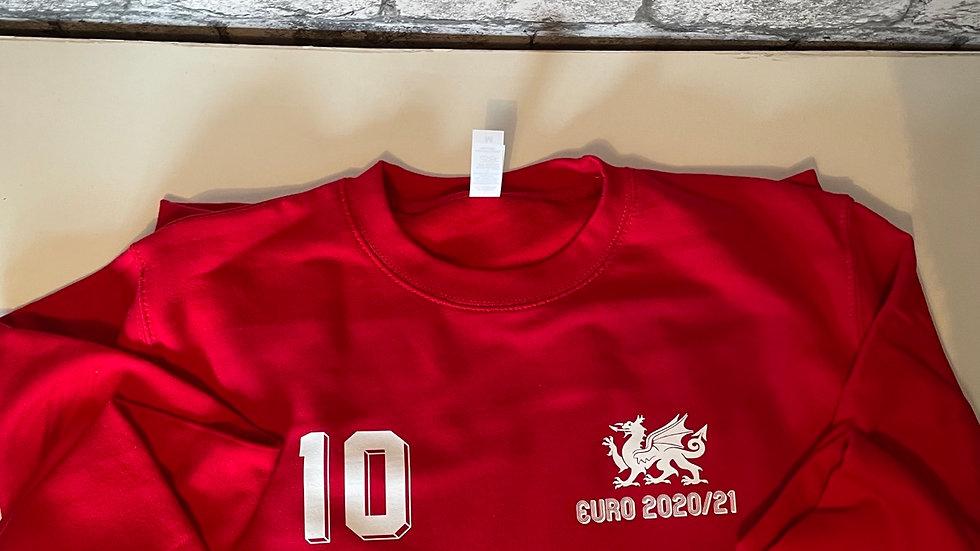 Wales Euro 2020/21 Jumper