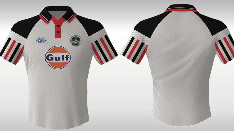 Pre Order - Gulf Wembley shirt