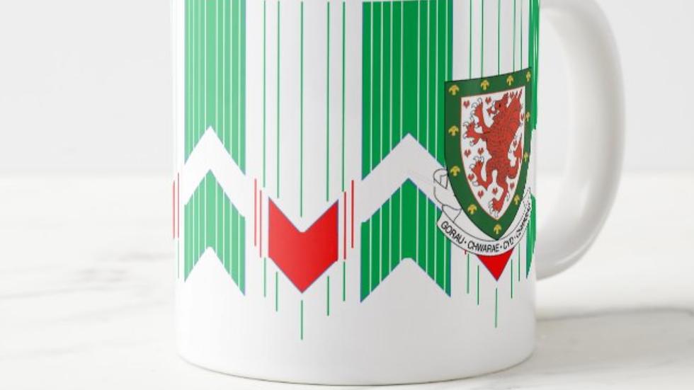 Wales 1990 mug