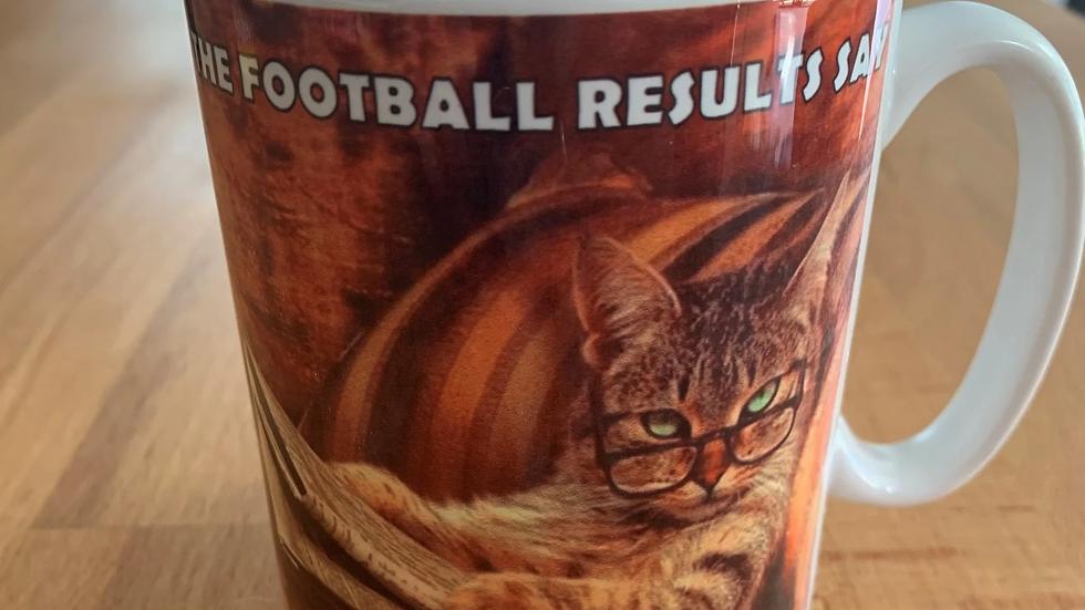 Results Cat Mug