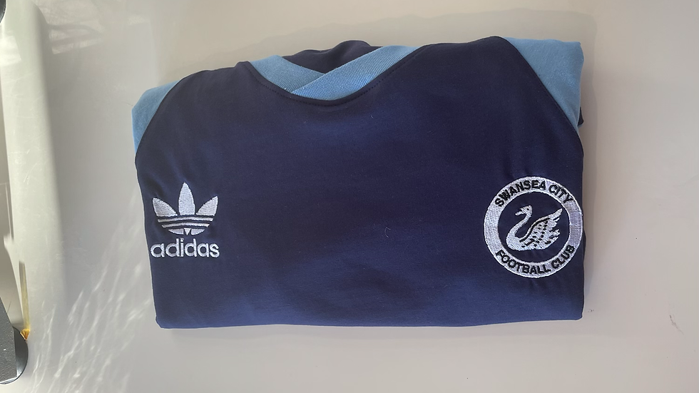 Swansea Blue Pre Order 1981 (with shihrt number)
