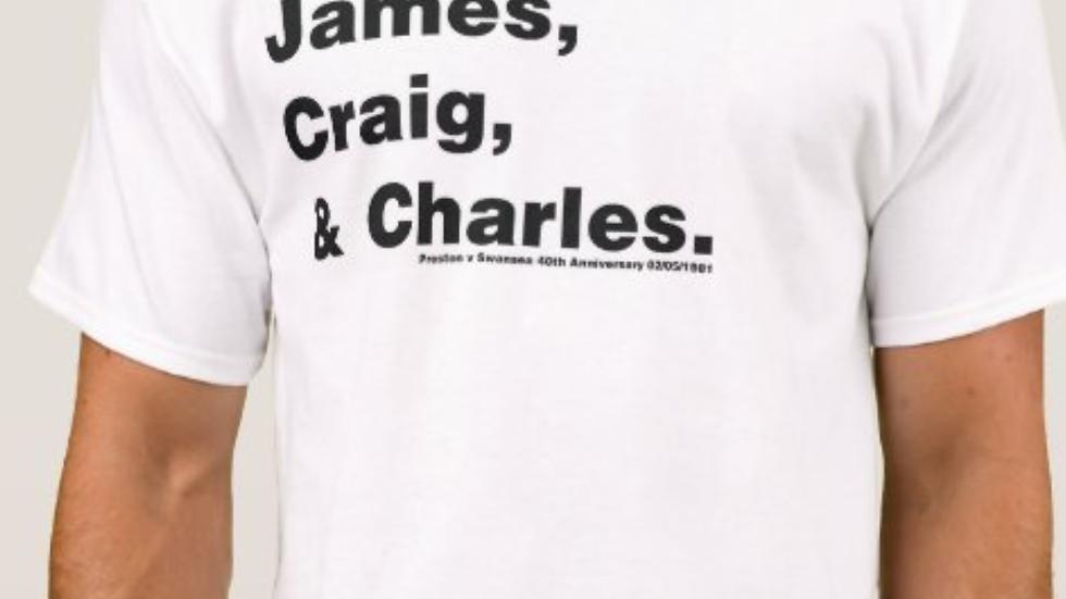 Goalscorers v preston 1981 Beatles text