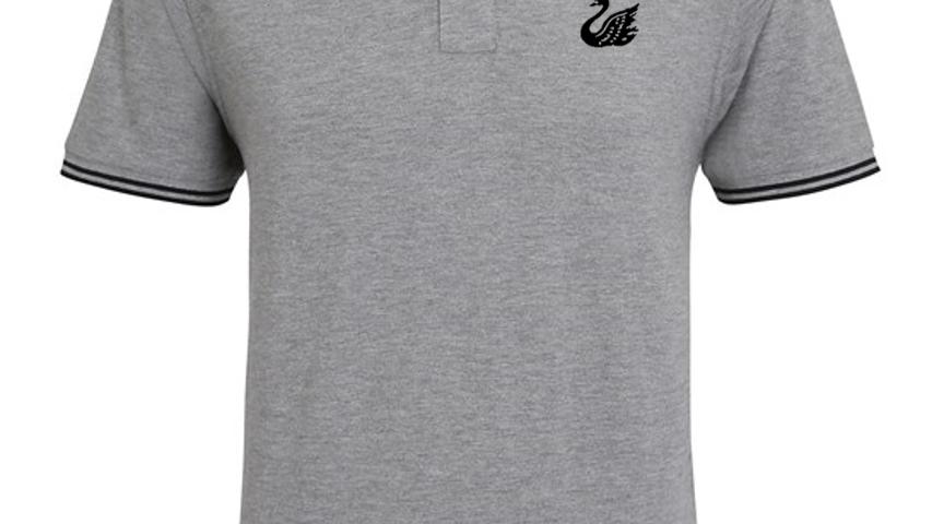 1979 Polo shirt grey
